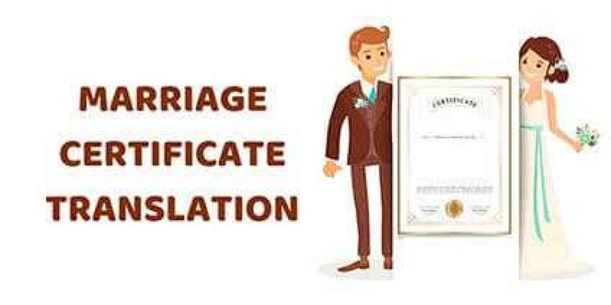 Online Marriage Certificate Translation Services Ensure That  Premium Translation is Achieved at Affordable Cost