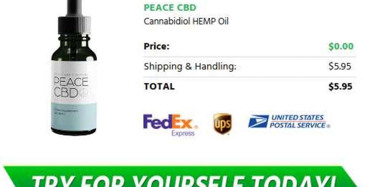 Why Buy Peace CBD Oil Oil?