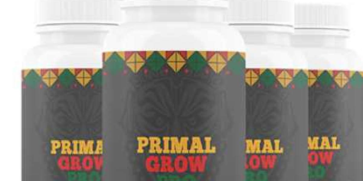 Primal Grow Pro :Leads to bigger, longer, harder and satisfactory erections