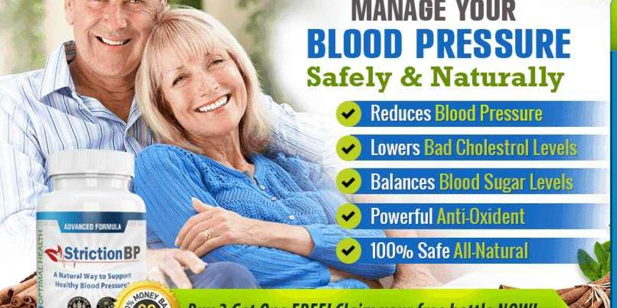 Striction BP Reviews – An Effective Blood Sugar Support Formula?